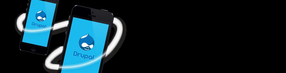 Drupal CMS Mobile Solutions